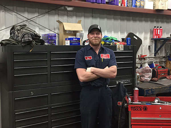 Coopers Automotive | Dan - ASE Certified Technician/Shop Foreman