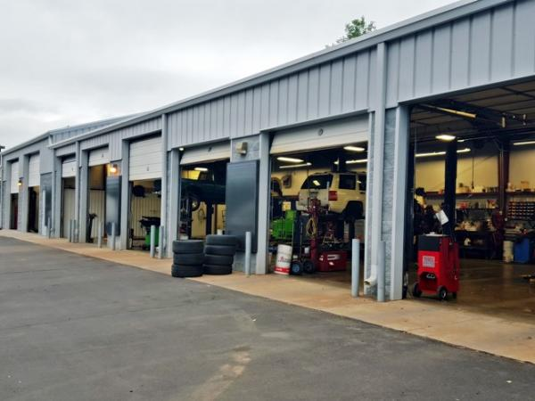Lafayette Auto Service | Coopers Automotive - Shop Outside