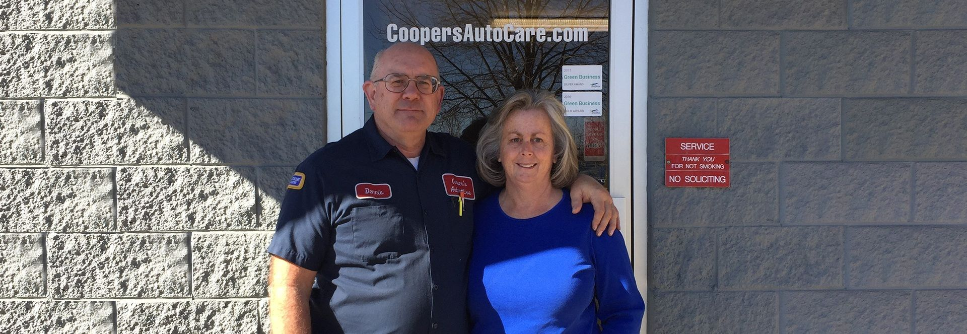Coopers Automotive